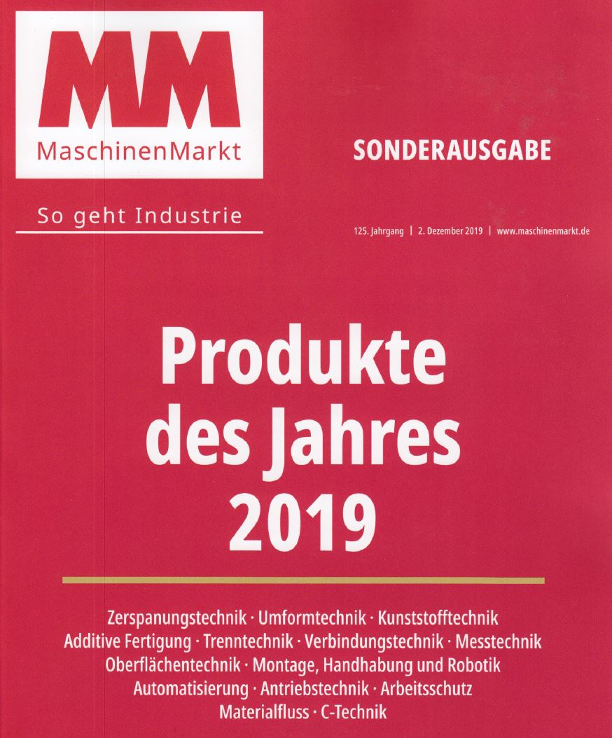 Products of the year: Swiss-Micro in TOP 3